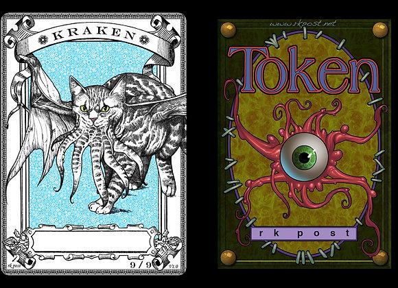 T162 Classic Kraken 1 Token