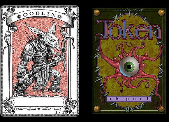 T176 Classic Goblin 5 Token