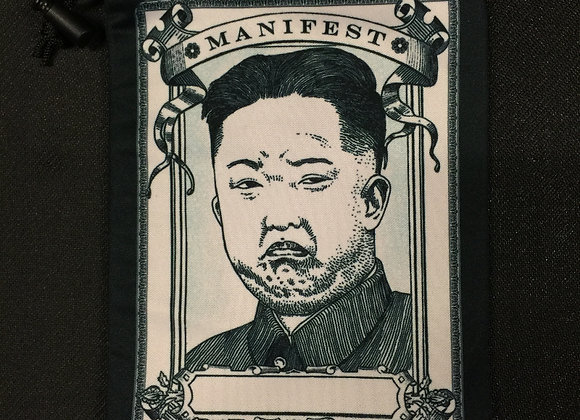 DB106 Manifest 2 Token Dice Bag