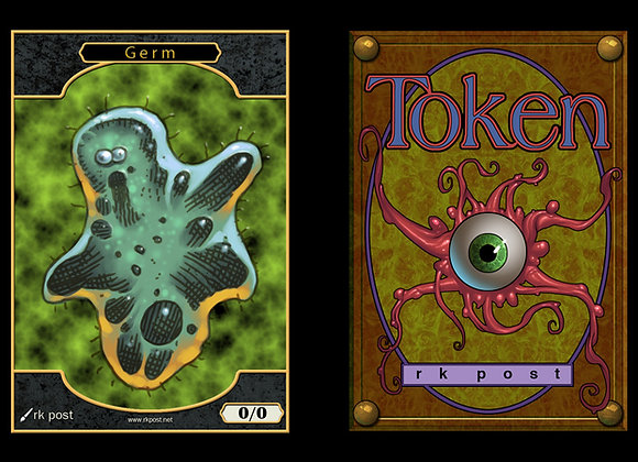 T108 Full Color Germ 1 Token
