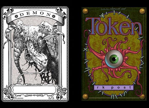 T264 Classic Demon 3 Token
