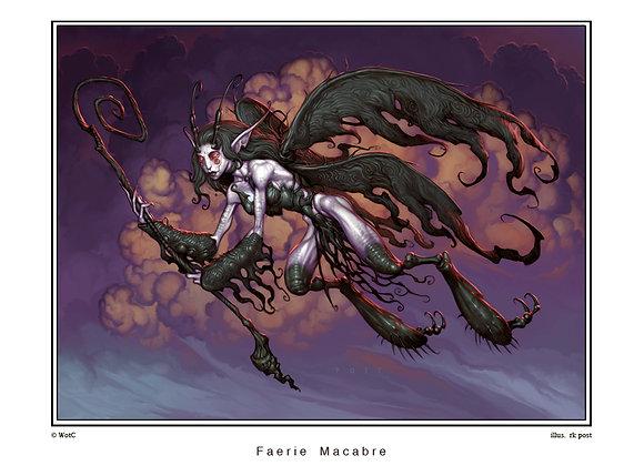 MP25 Faerie Macabre Print