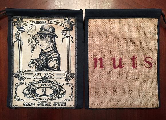 DB113 Prof Squirrel Nut Sack (Dice Bag)