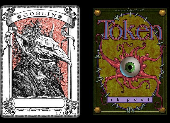 T157 Classic Goblin 2 Token