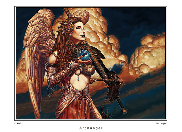 MP18 Archangel Print