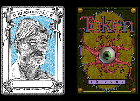 T281 Classic Elemental 12 Token