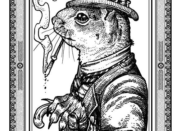 TP06 Squir1 Mini Print