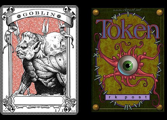 T169 Classic Goblin 4 Token
