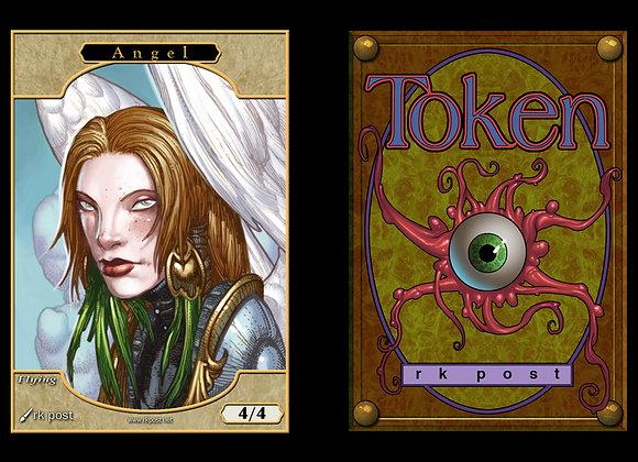 T104 Full Color Angel 1 Token