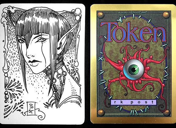 Gold Token (Sketch Card)