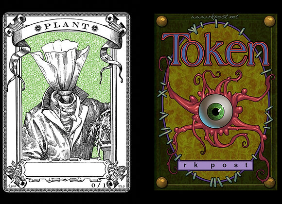 T203 Classic Plant 1 Token