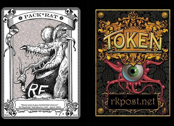T626 Classic Pack Rat 2 Token