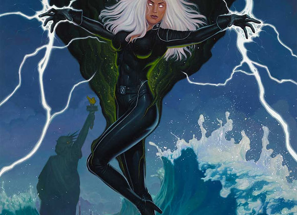 Goddess!  Storm, X-Men CCG
