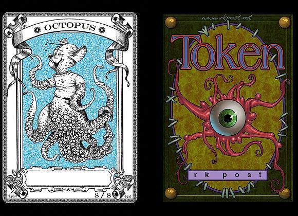 T280 Classic Octopus 1 Token