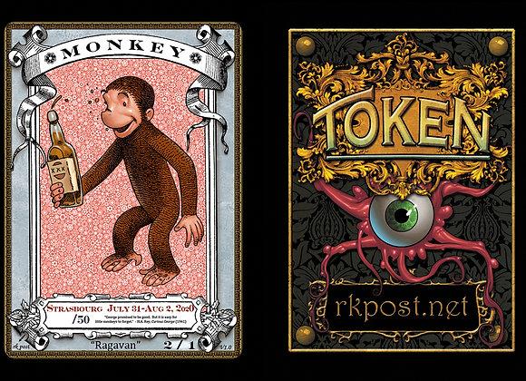 Strasbourg 2020 Monkey 1 Token