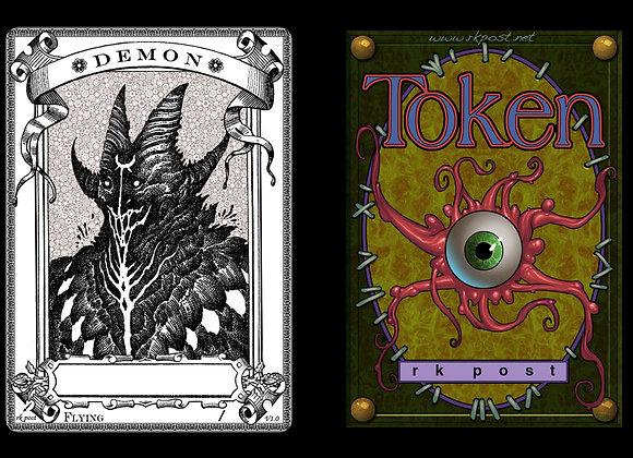 T199 Classic Demon 2 Token