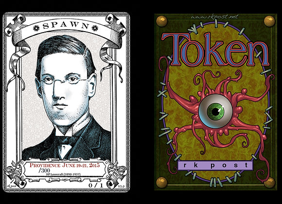 Random High # Providence Lovecraft Spawn 1 Token