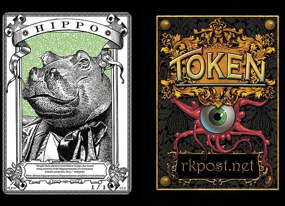 T695 Classic Hippo 1 Token