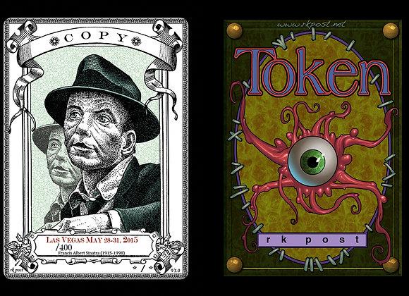 Random High # Vegas Sinatra Copy 1 Token