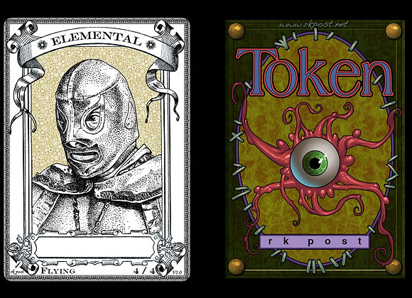 T207 Classic Elemental 3 Token