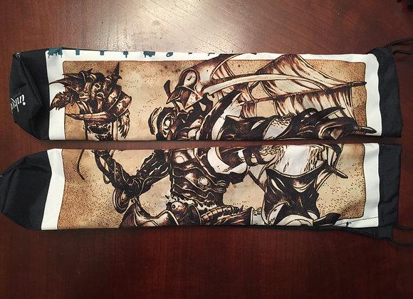 PMS 110 Affinity Playmat Sleeve