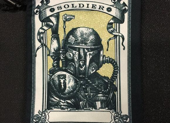 DB105 Soldier 2 Token Dice Bag