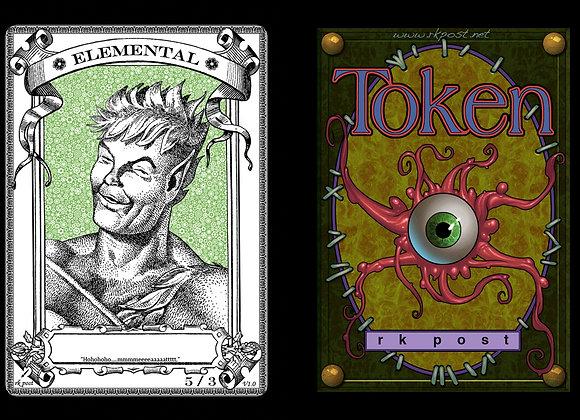 T274 Classic Elemental 10 Token