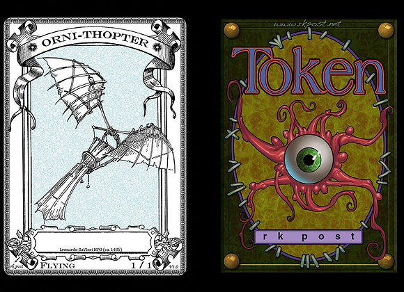 T242 Classic Thopter 1 Token