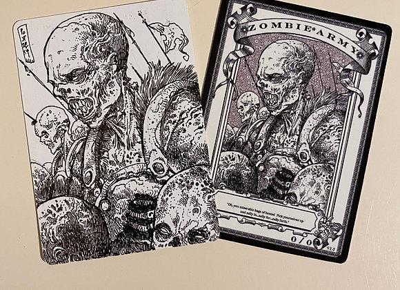 OTA012 Original Zombie Army 2 Token Art