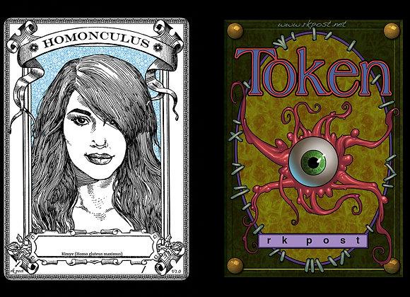 T217 Classic Homonculus 1 Token