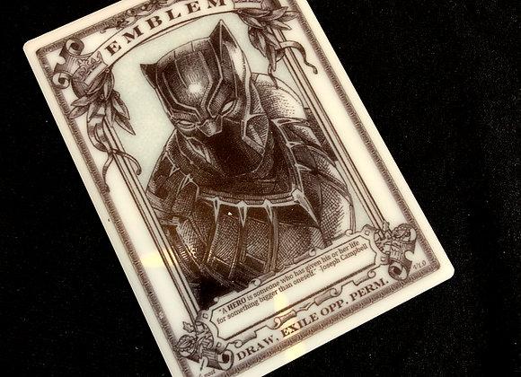 APT069 Emblem Teferi 1 Acrylic Printed Token