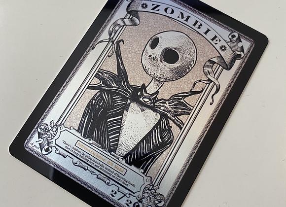 Patreon Release 20: Zombie 2 Aluminum Token