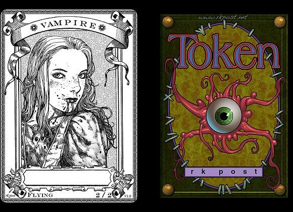 T164 Classic Vampire 3 Token