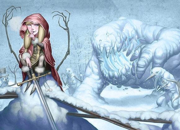 PUL117 Snowblind