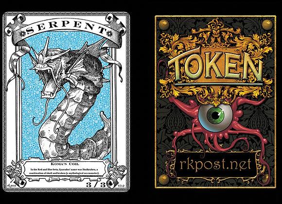 T1039 Classic Serpent 2 Token