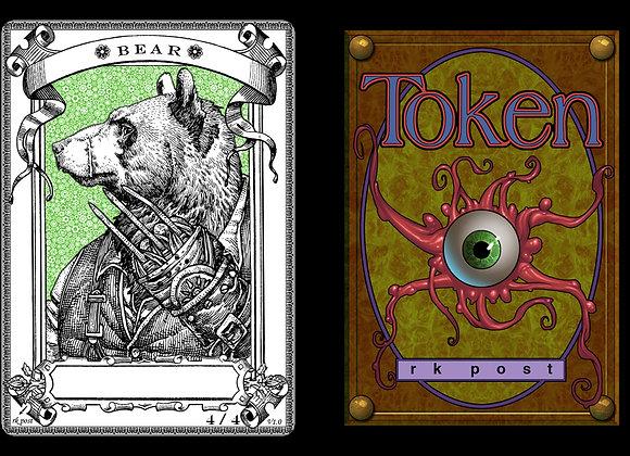 T136 Classic Bear 1 Token