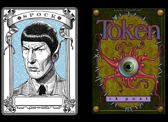 T246 Classic Spock 1 Token