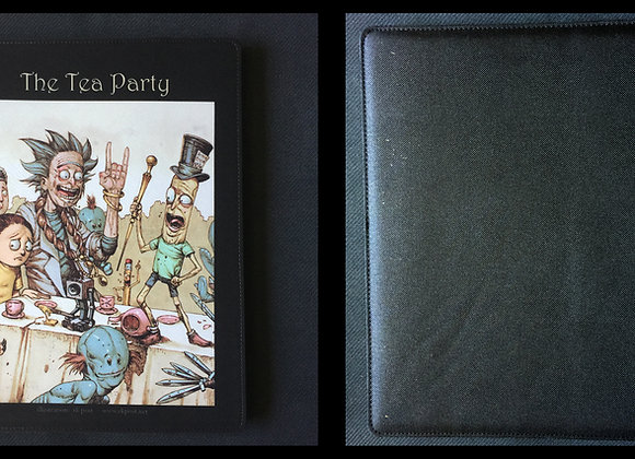 9PB01 Tea Party 9 Pocket 20 Page Binder