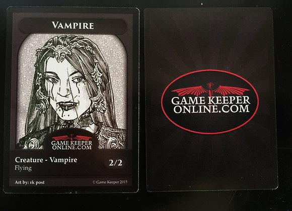 Gamekeeper GP Vancouver Vampire Token