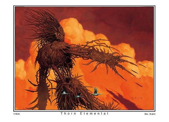 MP21 Thorn Elemental Print