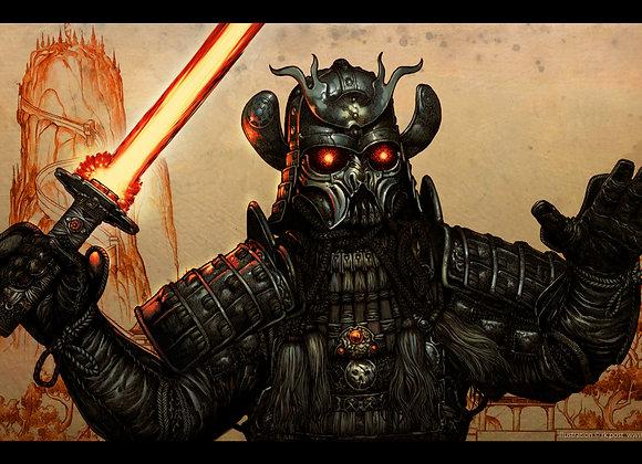 PUL143 Samurai Sith