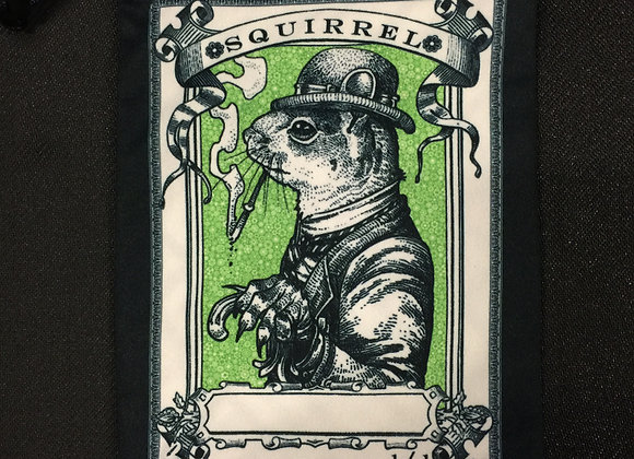 DB104 Squirrel 1 Token Dice Bag