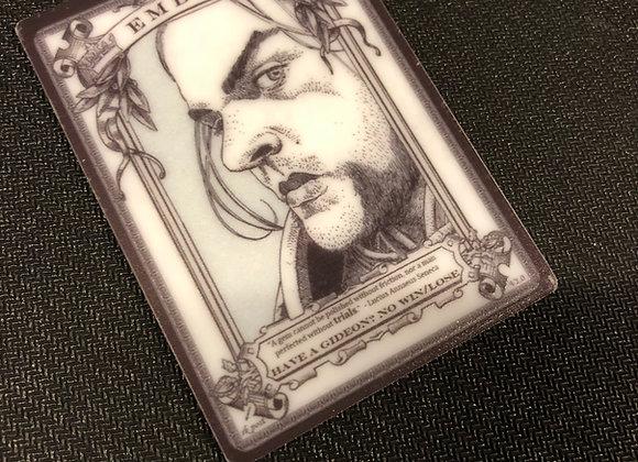 APT031 Emblem Gideon 2 Acrylic Printed Token