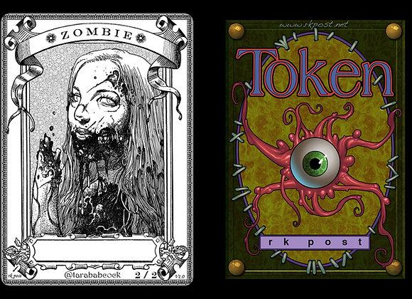 T180 Classic Zombie 4 Token