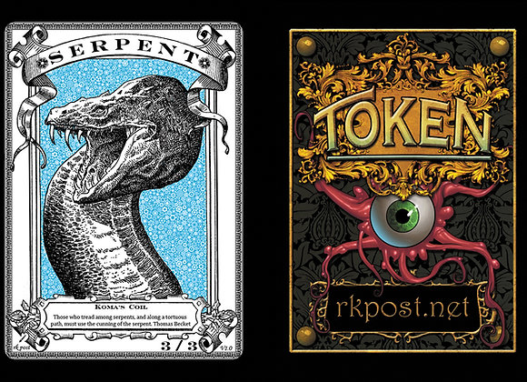 T1033 Classic Serpent 1 Token