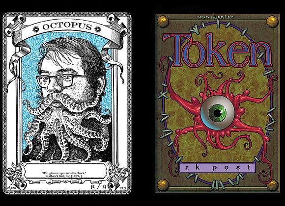 T397 Classic Octopus 2 Token