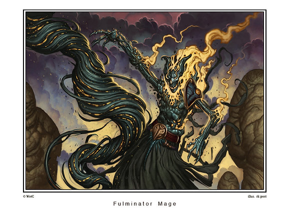 MP20 Fulminator Mage Print