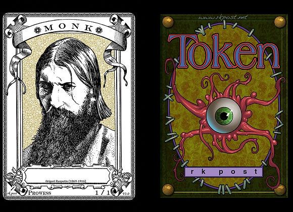 T202 Classic Monk 2 Token