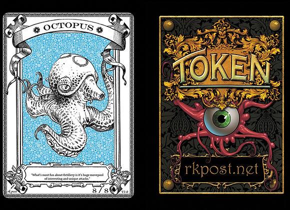 T805 Classic Octopus 4 Token