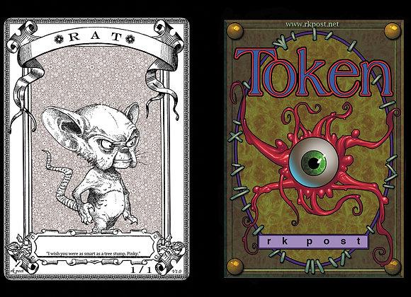 T413 Classic Rat 5 Token